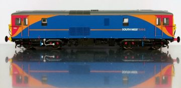 Class 73 Blue Orange Red