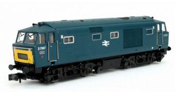 D7007 BR Blue