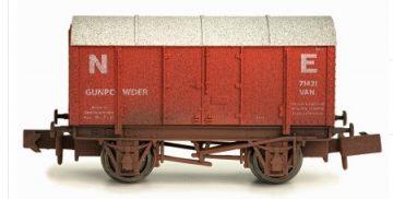 N E Gunpowder Van 71421