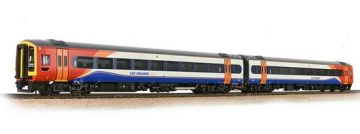Class 158 2-Car DMU