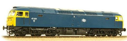 Class 47 Sound