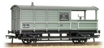 20 Ton Toad Brake Van