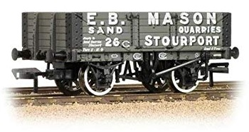 5 Plank Wagon E.B.Mason
