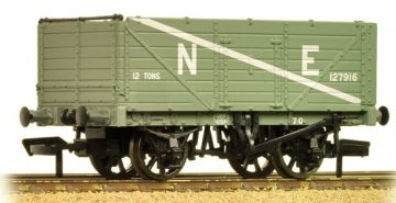 7 Plank End Door Wagon