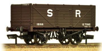 7 Plank Fixed End Wagon
