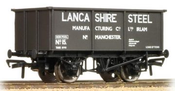 27 Ton Steel Tippler Wagon