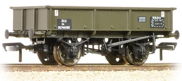 13 Ton Steel 'Sand' Tippler Wagon
