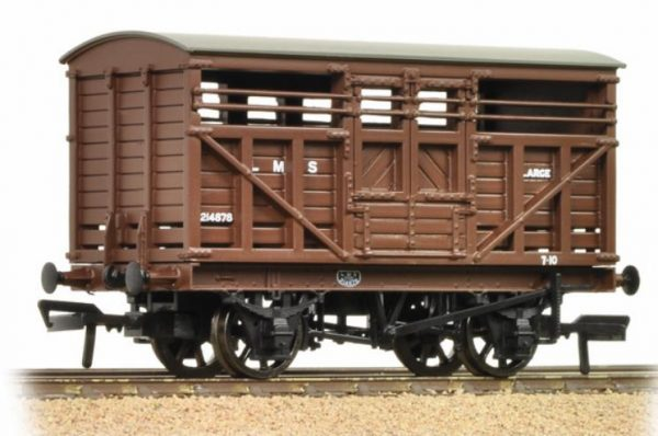 12 Ton LMS Cattle Wagon