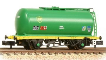 Tank Wagon 'BP' Green