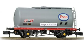 TTA Tank Wagon Esso