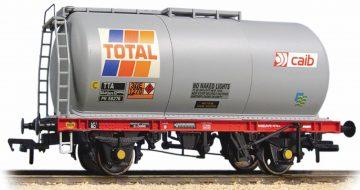 45 Tonne glw TTA Tank Wagon 'Total'