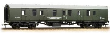 BR Mk1 BG Full Brake Departmental Olive Green