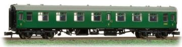 BR Mk1 FO First Open (SR) Green