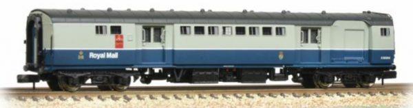 BR Mk I TPO Blue & Grey