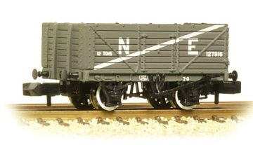 Triple Pack Conflat Wagons