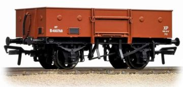 13 Ton High Sided Steel Open Wagon