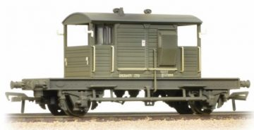 SR 25 Ton Pill Box Brake Van