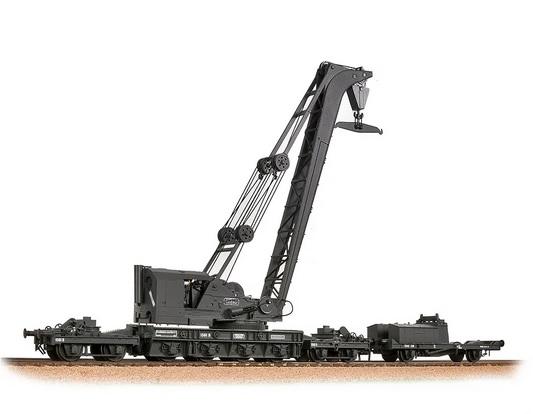 45T Steam Breakdown Crane