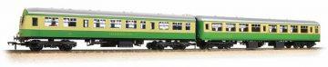 BR MK2A TSO & Class 101 DTCL