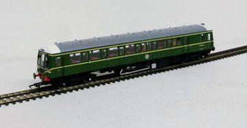 Class 122 Diesel Railcar