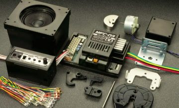 Multi Function Control Unit - Euro version