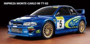 Subaru Impeza Monte Carlo '99