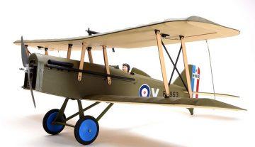 Super Flying Model SE5A Kit