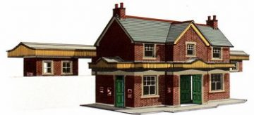 Country Station Building