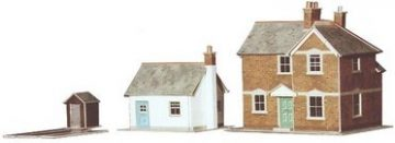 Station Master's House and Crossing Keeper's Cottage
