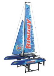 Binary Catamaran Yacht RTR