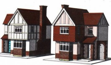 Two Detached Houses