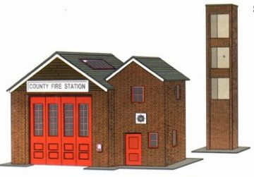 The County Fire Station