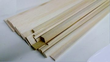 We Stock Balsa Wood