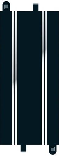 Standard Straight 350mm x 2