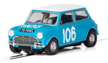 Austin Mini Cooper S - Targa Florio 1962