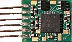 6 Pin N Decoder