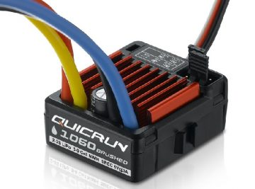 WATERPROOF BRUSHED ESC (60A)