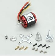 Quantum II 20 Speed Brushless Motor