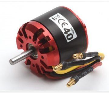 Quantum II 40 Brushless Motor