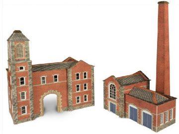 Boilerhouse & Factory Entrance