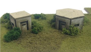 Type 22 & Type 26 Pillbox