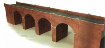 Double Track Viaduct red brick