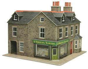 Stone Corner Shops