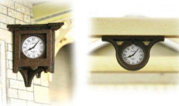 Station Clocks