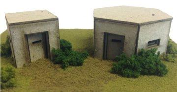 WW2 pillboxes
