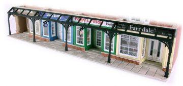 Arcade Shops