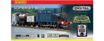Somerset Belle Train Set DIGITAL