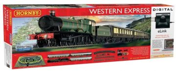 Western Express Digital Train Set