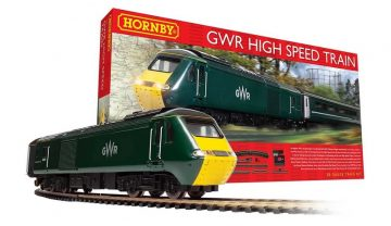 GWR High Speed Train Set