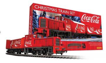 The Coca-Cola Christmas Train Set